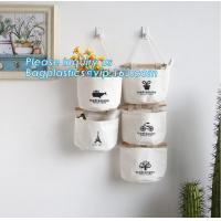 Cheap wholesale prices for canvas bag with rope handles for accessaries collections, hanging bags,Rational Construction Gracef for sale
