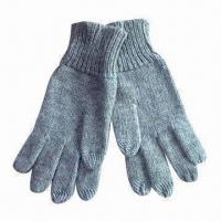 Cheap Touch Gloves for iPhone, Made of 40% Acrylic + 30% Nylon + 30% Fleece for sale