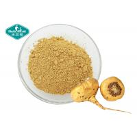 Cheap Dark Yellow Maca Root Supplement High Purity Water Soluble Extract From Medicinal Herb for sale