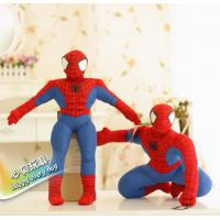 China Spider-man superman plush toys plush toys on sale