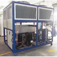 Cheap RIOU Industrial Water Chiller with SANYO Compressor for Electronic Industry Cooling for sale