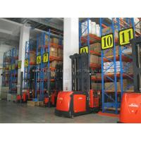 Cheap 5m / 16.5 FT Height Narrow Ailse Industrial Pallet Rack System Saving Space & Manpower for sale