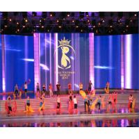 High Definition iron/ aluminum P6 Indoor Led Billboard Display screen For Show / Concert/ stage