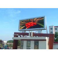 Cheap RGB P10 Full Color High Resolution Led Billboard IP67 Waterproof For Video Advertising for sale