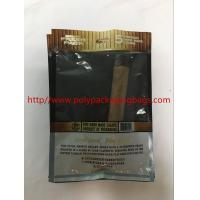 China Large Capacity Cigar Humidor Bags , SGS Passed Cigar Pouch Bag For Moisture on sale