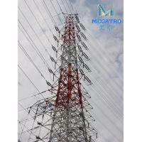 Cheap EHV  Transmission Line Steel Tower for sale