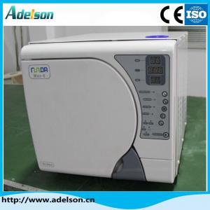 Cheap Dental vacuum steam autoclave sterilization mini printer for sale
