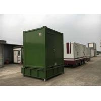 Cheap Prefab Portable Toilet Container Modular Mobile Public Wc CE Certified for sale