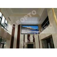 Cheap Commercial Indoor Advertising LED Display , P3 Full Hd Led Panel Display Advertising for sale