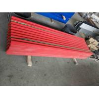 Cheap Hot Dipped Corrugated Roof Panels / Corrugated Steel Sheets 76mm Wave for sale