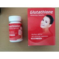 China Dietary Supplements L-Glutathione Capsules/tablets With Vitamin C Private label (Anti Oxid on sale