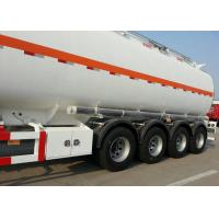 Cheap Carbon Steel Diesel Fuel Transfer Semi Trailer With 2 Axle 3 Axle 4 AxleAvailable for sale