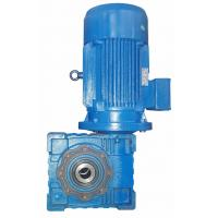 China NRV-NMRV-F series Double Worm Speed Reducer on sale