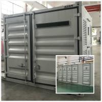 Buy cheap Oil Immersed Container Transformer 6.6 KV - Class Steel Housing Step Up and Down from wholesalers