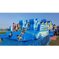 Cheap water playground slide for sale for sale