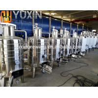 Quality stainless steel small sparkling wine fermentation tank wholesale