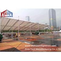 Silver Aluminum Stage Lighting Truss Systems Non - Toxic High Corrosion Resistant