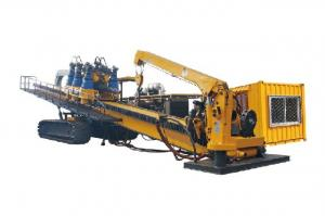 Cheap Crawler 120000N·M 550T Horizontal Directional Drilling Rig for sale
