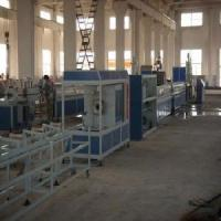 Cheap HDPE Gas and Water Pipe Extrusion Line for sale