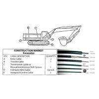 China Various Lengths Push Pull Control Cable Construction Market Excavator Spare Parts on sale