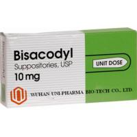 Cheap Western Medicine Bisacodyl Adult 10mg For Acute And Chronic Constipation for sale