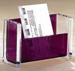 Cheap Acrylic Business Card Holder (CH-05) for sale