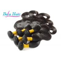 Cheap Grade 7A Dyeable Raw Brazilian Virgin Human Hair Body Wave For Ladies wholesale