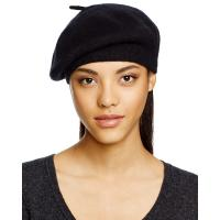 Cheap women knitted pure cashmere cable hats and caps for sale