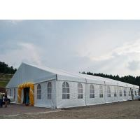 Cheap 1000 Seaters Canopy Outdoor Wedding Marquee Event Tents with White PVC cover for sale