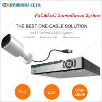 Cheap Plug and Play PoC&EoC Video Surveillance System for sale