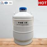 Cheap TIANCHI Liquid Nitrogen Biological Container 15L Aviation Aluminum Tank Price for sale