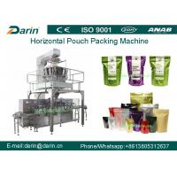 Cheap Customized Automatic Pouch Packing Machine WITH Touch screen interface for sale