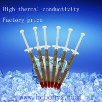 Buy cheap high temperature thermal conductive grease from wholesalers