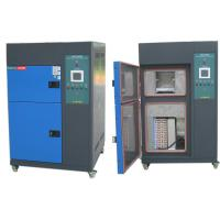 Cheap 80L Environmental Test Chamber , High Low Temperature Impact Tester for sale