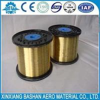Cheap xinxiang bashan Hot sale high quality brass wire/EDM brass wire for sale