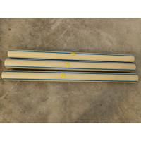 Cheap Low Friction Coefficient Conveyor Return Rollers Diameter 108 mm and Length 1400 mm for sale