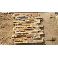Cheap Durable Quartzite Slate Stone Panels Rock Face Classic Style Easy Installation for sale