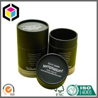 Buy cheap Custom Made Full Color Print Paper Tube for Chocolate Package from wholesalers