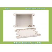Cheap 125*100*52mm IP65 plastic waterproof junction box wall mount enclosures for sale