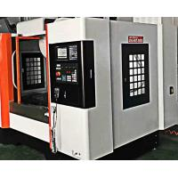China Japan NSK Automated CNC Machine 3 Axis Vertical Milling Machine 6500KG on sale