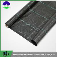 Cheap Separation PP Split Film Geotextile Driveway Fabric 235gsm Anticorrosion wholesale