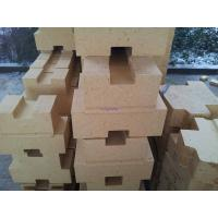 Cheap Customized High Temperature Refractory Silica Brick For Hot-blast Stove / Furnace for sale