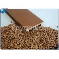 Cheap 300~500kg/H PP PE Wood Pellet Making Machine , WPC Granulation Equipment for sale