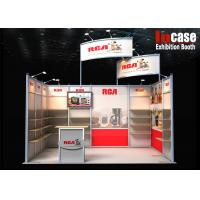 Cheap Standard and Customizable Aluminum Frame Exhibition 10x20 Trade Show Booth for sale