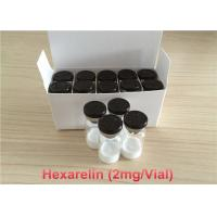Cheap HPLC Hexarelin Muscle Building Peptides Most Effective 98 Percent Purity for sale
