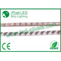 Cheap DC5V 18W ws2801IC changeable flexible led strips 60 LEDs per meter for sale