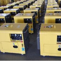 Cheap High quality 5kw  silent portable  diesel generator factory price for sale