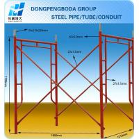 Cheap China exporter factory mill H frame scaffolding for sale EN74 BS1139 AS1576 for sale