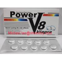 Cheap Power V8 Viagra Pure Natural Plant Generic Viagra , Quick Lasting No Side Effects wholesale