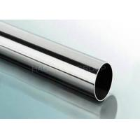 China SUS 316 Stainless Steel Tubing Industrial Welded Pipe Metal Polished Finish Surface on sale